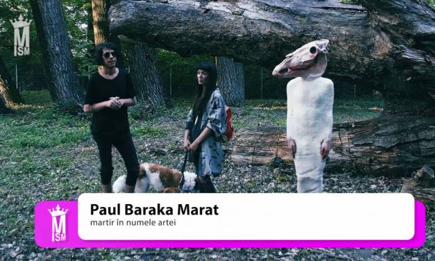 Paul Baraka Marat, martir în numele artei