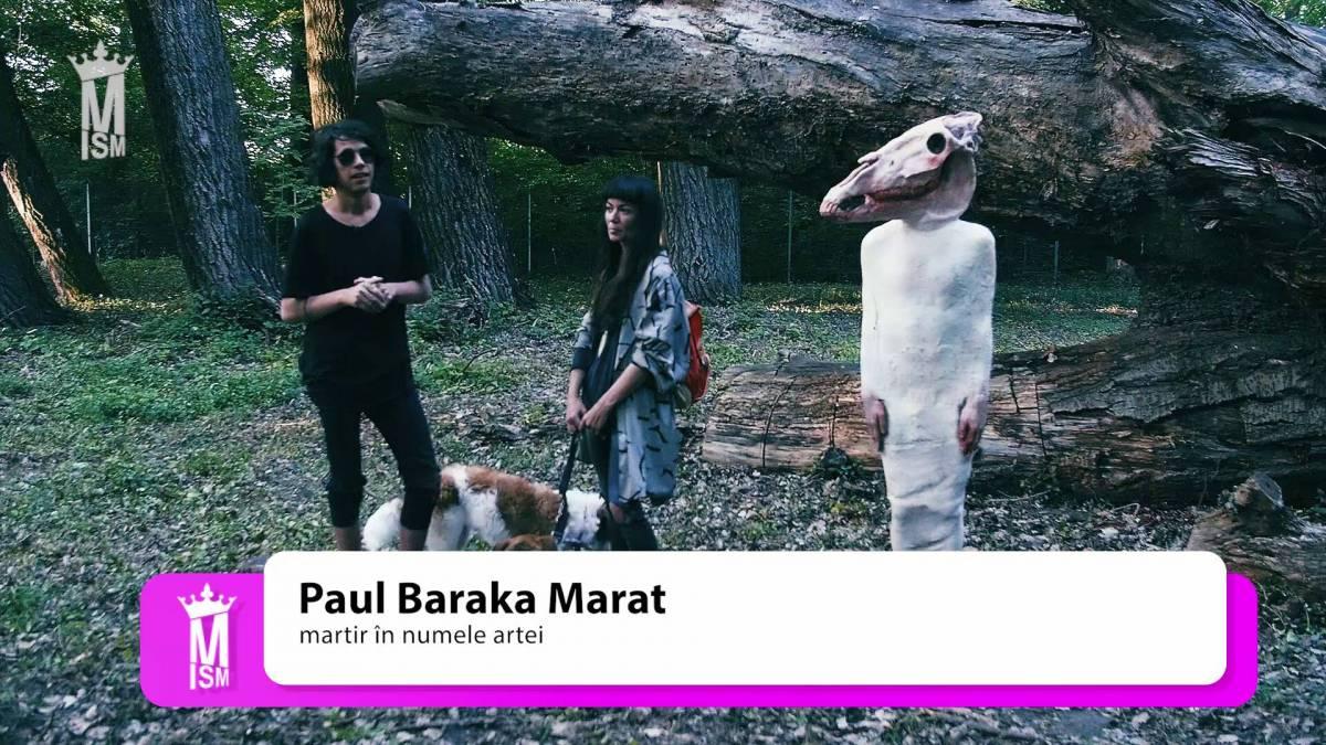 Paul Baraka Marat