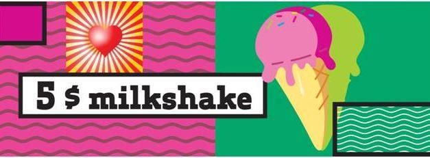 "Reka Csapo Dup ""5 $ milkshake"" @ Galeria The Institute, Combinatul Fondului Plastic"