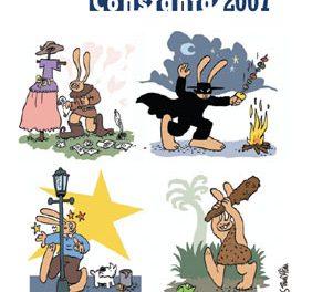 Salonul international al benzii desenate – Constanta