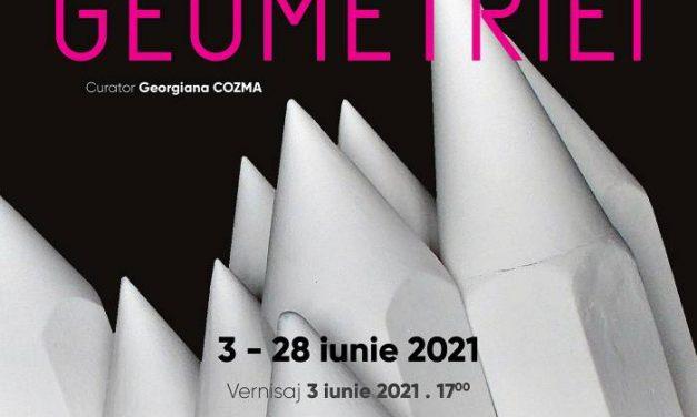 """""""Spectacolul geometriei"""" @ Galeria Galateea Contemporary Art"""