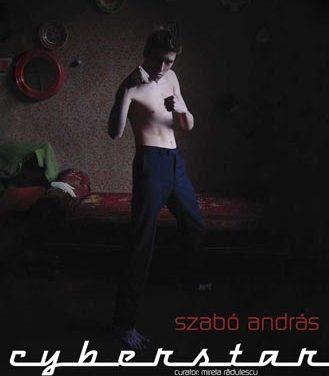 """Szabo Andras """"Cyberstar"""" @ Anaid Art Gallery, Bucuresti"""