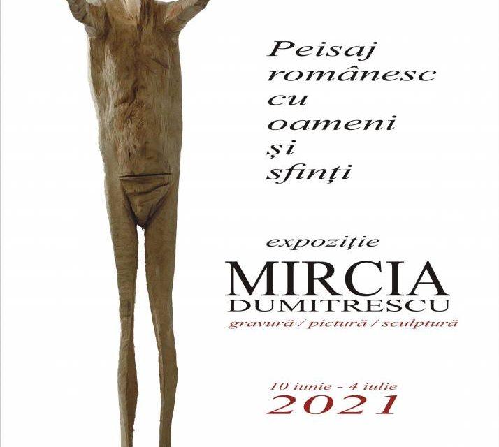Retrospectivă Mircia Dumitrescu la Muzeul Național Cotroceni