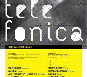 """""""Ars Telefonica"""", prima ediție @ Centrul de Introspecție Vizuală, București"""