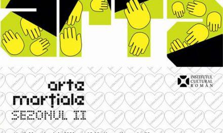 Arte Martiale: Cu mainile pe arte: Colectii si colectionari de arta contemporana @ Institutul Cultural Roma