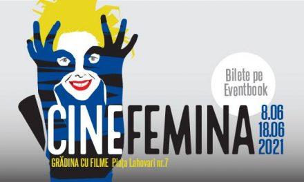 Cinefemina sau Cinema la puterea feminin Un eveniment EUNIC, la Grădina cu filme
