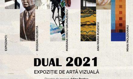"""Expoziţie de arta vizuală """"Dual 2021"""" @ Fundația Europeană Titulescu, București"""