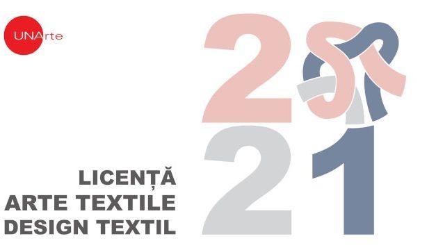 Expoziția Lucrărilor de Licență ale absolvenților departamentului Arte textile – Design textil / Facultatea de Arte Decorative și Design / Universitatea Națională de Arte din București @ Sala de expoziții a UAUIM și Galeria Orizont, București