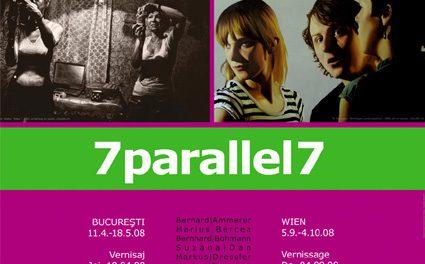 """Expozitia de arta contemporana romano-austriaca """"7 PARALLEL 7"""" @ MNAC Bucuresti in colaborare cu MOYA Viena si Anaid Art Gallery Bucuresti"""
