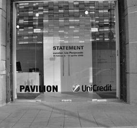 Deschiderea oficiala aPAVILION UNICREDIT, centrul pentru arta si cultura contemporana