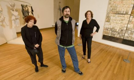 States of Mind: Dan & Lia Perjovschi The Nasher Museum