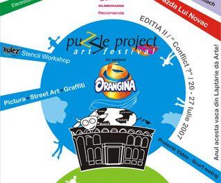 PUZZLE PROJECT ART FESTIVAL 2007, Editia II