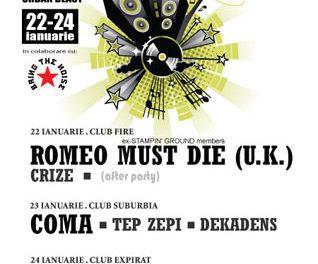 Urban Blast 2008 – A II-a ediţie a Festivalului Bucureştean de Cultură Urbană