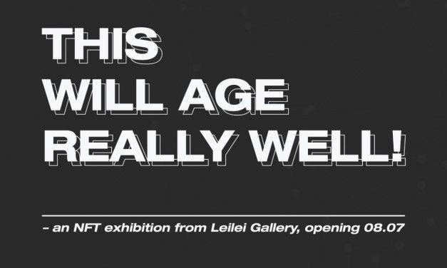 """Prima expoziție de grup bazată pe NFT-uri din România : """"This will age really well"""" @ Leilei Gallery din București"""