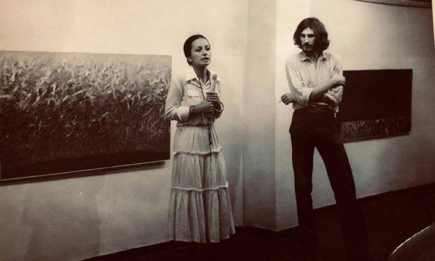Constantin Constantinescu debut expozițional Atelier 35, București, 1979