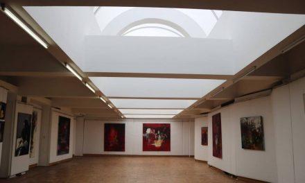 """Expoziție personală de pictură """"Purple Heart"""", Alexandra Baciu @ Galeriile de Artă """"Ion Andreescu"""", Buzău"""
