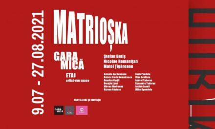 Matrioșka / Gara Mică, Etaj, Pastila ROZ și invitații @ Rubik, Cluj