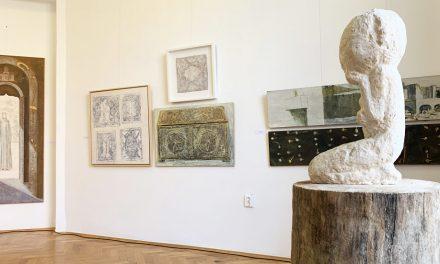 """Expoziţia """"Daruri"""" @ Galeria Romană, București"""
