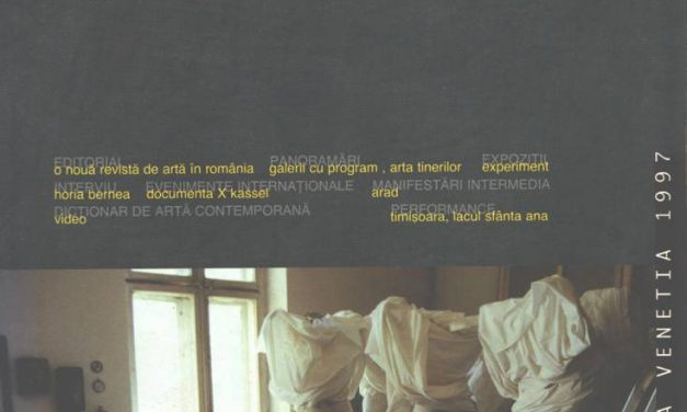 Revista Artelier nr 1, 1997