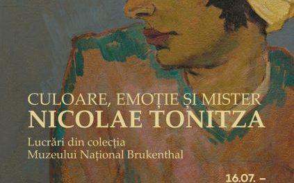 """Expoziţia """"Nicolae Tonitza. Culoare, Emoție și Mister. Lucrări din colecția Muzeului Național Brukenthal"""" @ Muzeul Național al Bucovinei"""