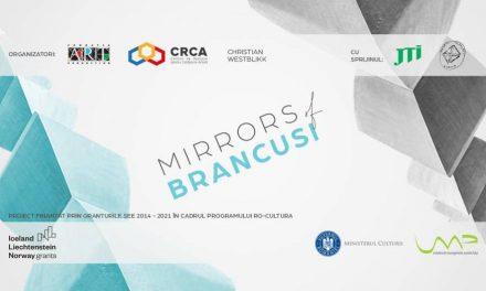 """Expoziția multimedia """"Mirrors of Brâncuși"""" @ Muzeul de Artă din Cluj Napoca"""