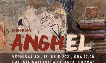 Expoziție personală de pictură Gheorghe Anghel @ Galeria Națională de Artă FORMA, Deva