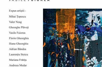"""""""Identități vizuale"""", expoziție de grup a Filialei Târgu Jiu a Uniunii Artiștilor Plastici din România"""