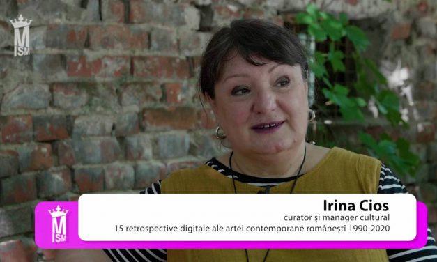 Irina Cios – 15 retrospective digitale ale artei contemporane românești 1990-2020