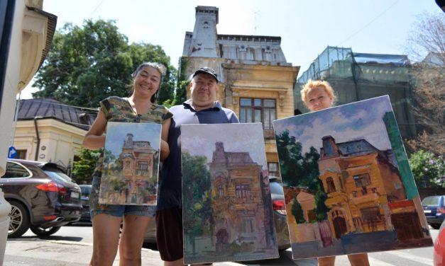 Prin București, cu toate pânzele sus – Lecturi de vacanță