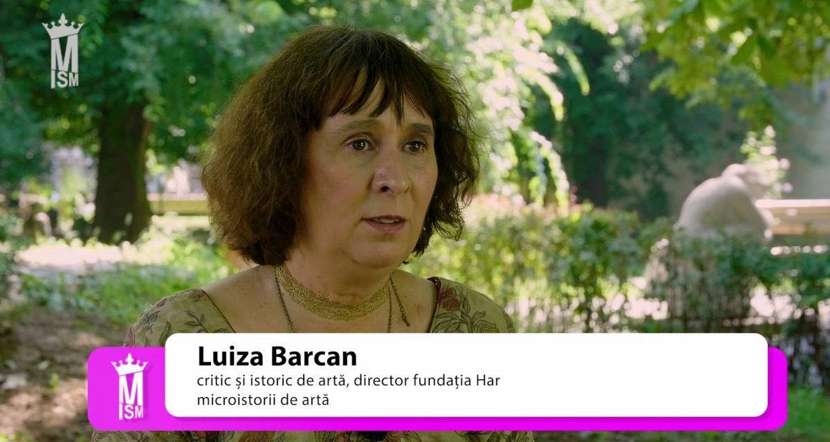 Luiza Barcan – Microistorii de artă