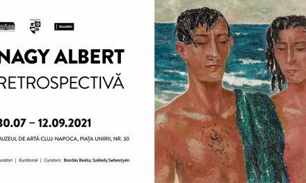 Nagy Albert. Retrospectivă la Muzeul de Artă Cluj-Napoca
