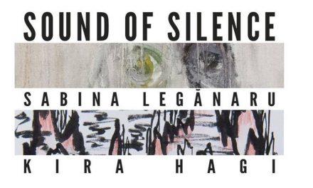 Sound of silence: Sabina Legănaru, Kira Hagi @ Galateca, București