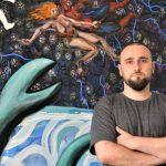 "Expoziția lui Theodor Grigoraș ""What's my spirit animal?"" în realitatea virtuală"