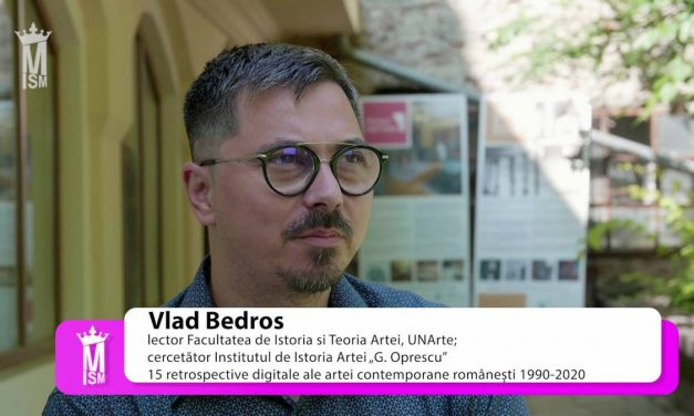 Vlad Bedros – 15 retrospective digitale ale artei contemporane românești 1990-2020