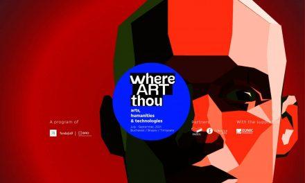 Where ART thou?, iulie – septembrie 2021, București (Rezidența BRD Scena9 & Goethe-Institut) – Brașov (Amural) – Timișoara (Simultan Festival)