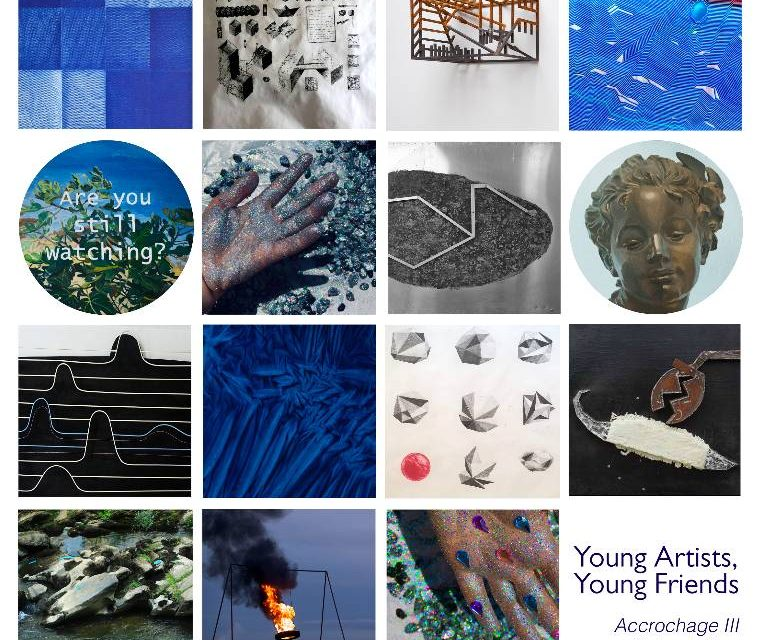 Young Artists, Young Friends. Accrochage III. Old and New @ Cetate Arts Danube