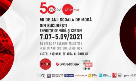 50 de ani. Școala de Modă din București @ Muzeul Național de Artă al României