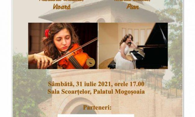 Potpuriu Muzical: Maria Grecu și Adriana Cristea