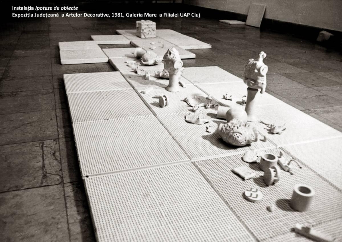 Al.ANTIK_Ipoteze de obiecte_Expo Jud a Artelor Dec 1981 Cluj