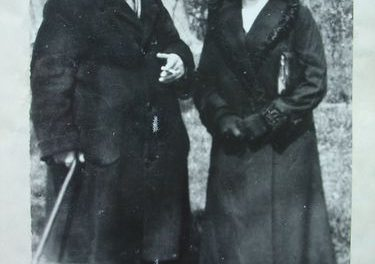 Alexandru Plămădeală şi Olga Plămădeală, 1938