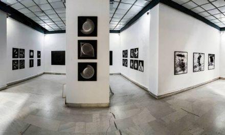 """Expoziție Atila Gomboș """"DINCOLO DE NEGRU"""" @ Galeria De Artă Helios din Timișoara"""