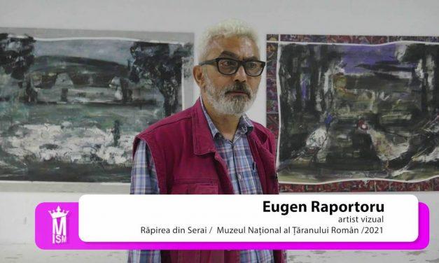 """Eugen Raportoru """"Răpirea din Serai. Iconografii casnice și noul val contextual"""" @ Muzeul Național al Țăranului Român"""