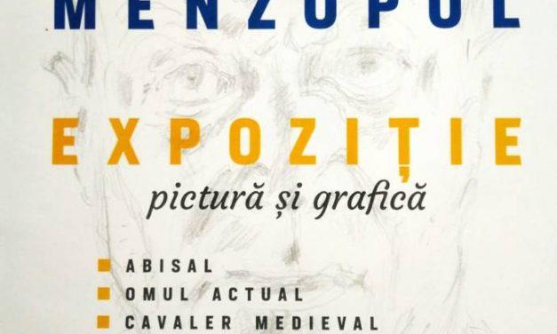 """Florin Menzopol, expozitie pictură și grafică, Galeriile de Artă """"Ion Andreeescu"""", UAP – Filiala Buzău"""