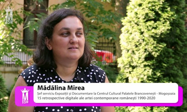 Mădălina Mirea – 15 retrospective digitale ale artei contemporane românești 1990-2020