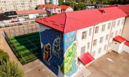 Strad'Art 2021 Festival de Artă Urbană, Târgu Jiu, 9-15 august 2021, Ediția a III-a – REVOLUȚIE