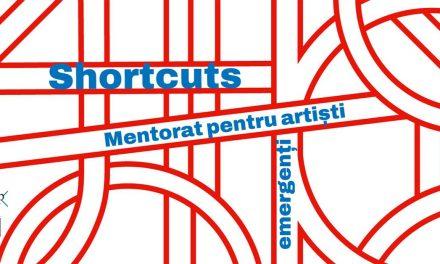 Shortcuts, proiect de mentorat pentru artiști emergenți, la Gaep