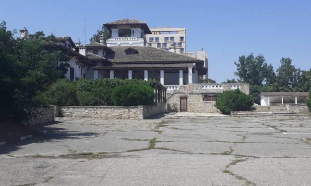 Arhitectura Vilei Reginei Maria a României din Mamaia
