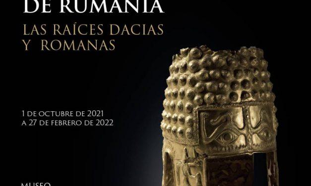 """Deschiderea expoziției """"Tezaure arheologice din România. Rădăcini dacice și romane"""", la Muzeul Național de Arheologie din Madrid, Regatul Spaniei"""