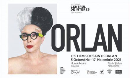 ORLAN, una dintre cele mai importante artiste din Franța, vine la Cluj-Napoca pentru a expune la Centrul de Interes