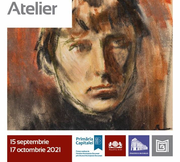 Spațiul creativ al pictorului Corneliu Baba se dezvăluie publicului la Palatul Suțu